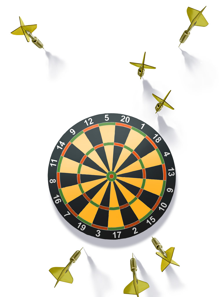 r_dartboard and darts