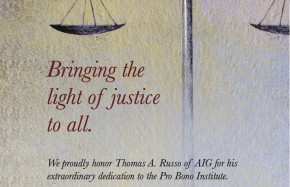Journal Ad Pro Bono Institute