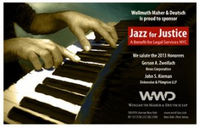 Jazz for Justice ad 2