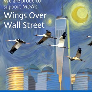 Wings over Wall Street