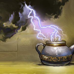 re storm on a teapot